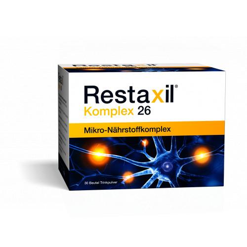Restaxil Komplex 26, 30 ST, PharmaSGP GmbH