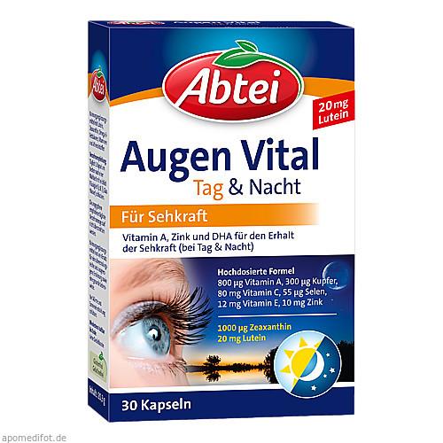 Abtei Augen Vital Tag & Nacht, 30 ST, Omega Pharma Deutschland GmbH