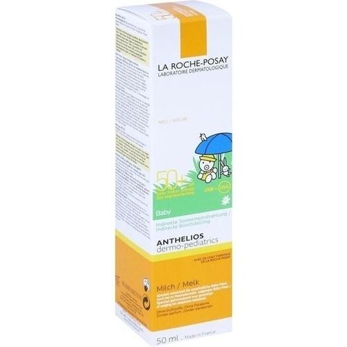 Roche-Posay Anthelios Babymilch LSF 50+, 50 ML, L'Oréal Deutschland GmbH