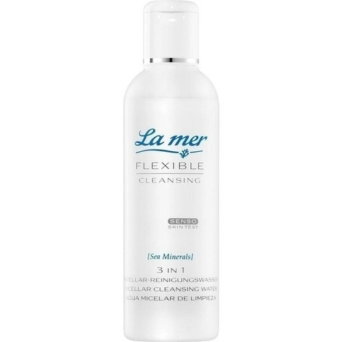 La mer FLEXIBLE Cleansing Miz.-Reinigungswass.o.P., 200 ML, La Mer Cosmetics AG