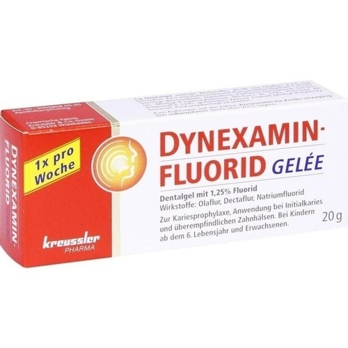 Dynexaminfluorid Gelee, 20 G, Chem. Fabrik Kreussler & Co. GmbH