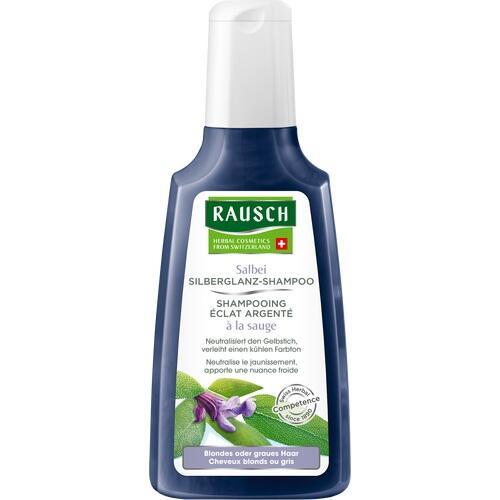 RAUSCH Salbei Silberglanz Shampoo, 200 ML, RAUSCH (Deutschland) GmbH