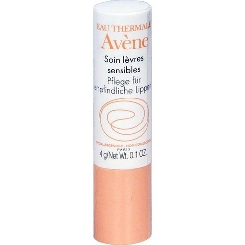 AVENE Pflege für empfindliche Lippen, 4 G, PIERRE FABRE DERMO KOSMETIK GmbH GB - Avene