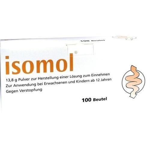 ISOMOL Plv.z.Herst.einer Lösung zum Einnehmen, 100 ST, Marpha GmbH