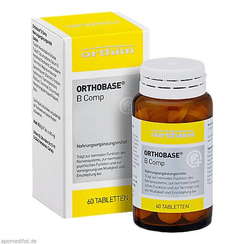 Orthobase B comp, 60 ST, Orthim GmbH & Co. KG