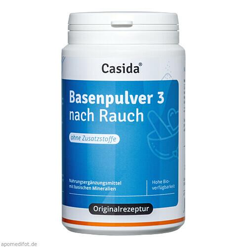 Basenpulver 3 nach Rauch, 200 G, Casida GmbH & Co. KG