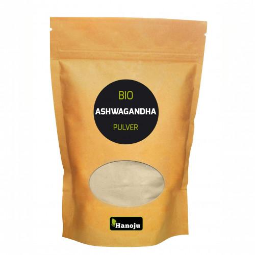 Bio Ashwagandha Pulver, 250 G, shanab pharma e.U.