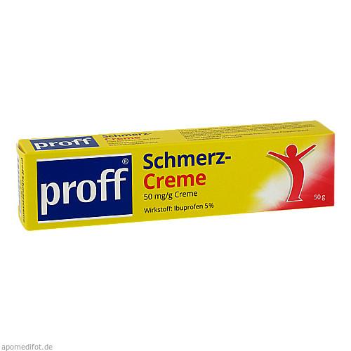 proff Schmerzcreme, 50 G, Dr. Theiss Naturwaren GmbH