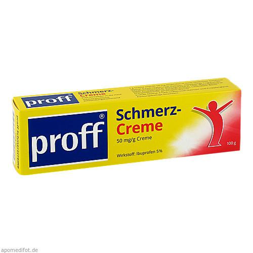 proff Schmerzcreme, 100 G, Dr. Theiss Naturwaren GmbH