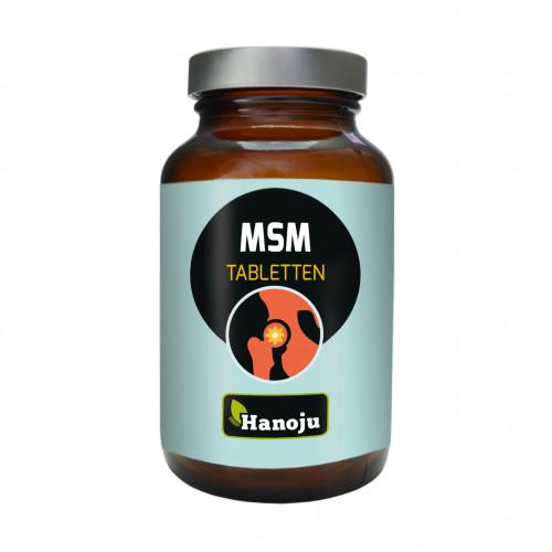 MSM 750mg Tabletten, 150 ST, shanab pharma e.U.