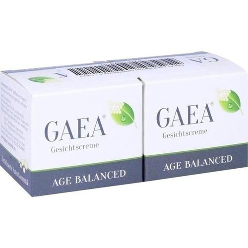 Gaea Age Balanced Gesichtscreme, 100 ML, KREPHA GmbH & Co.KG