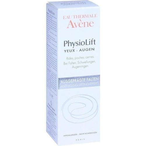 AVENE PhysioLift AUGEN, 15 ML, Pierre Fabre Pharma GmbH