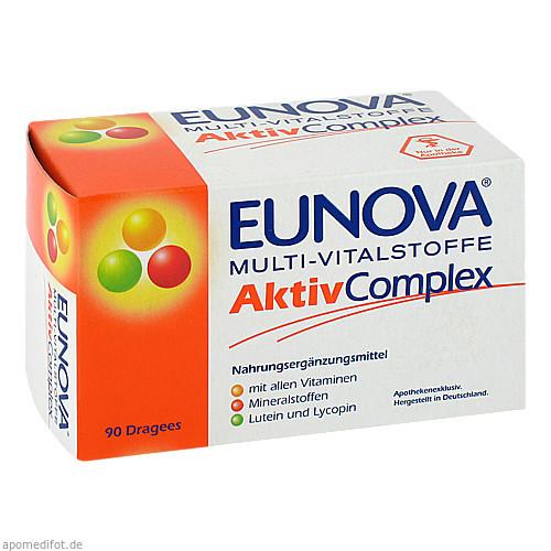Eunova AktivComplex, 90 ST, STADA GmbH
