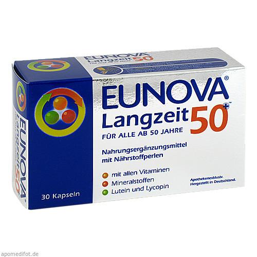 Eunova Langzeit 50+, 30 ST, STADA GmbH