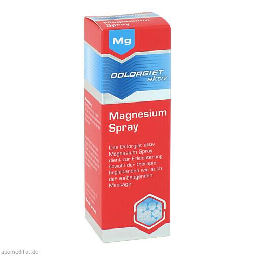 Dolorgiet aktiv Magnesiumspray, 30 ML, Dr. Theiss Naturwaren GmbH