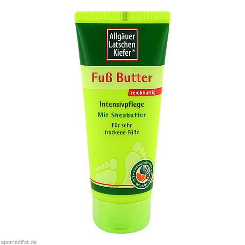 Allgäuer Latschenkiefer Fuß Butter, 100 ML, Dr. Theiss Naturwaren GmbH