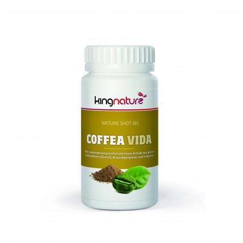Coffea Vida, 60 ST, kingnature AG