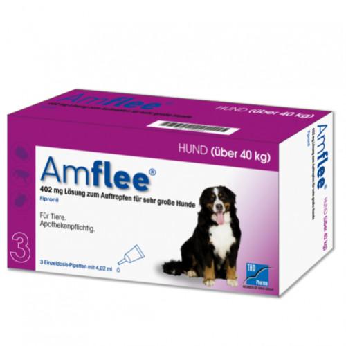 AMFLEE 402 mg Spot-on Lsg.f.sehr gr.Hunde 40-60kg, 3 ST, TAD Pharma GmbH