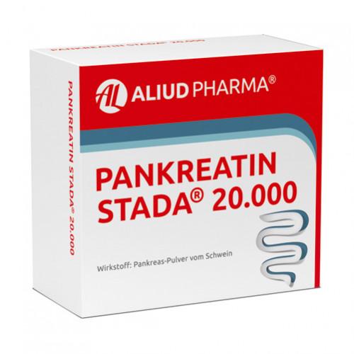Pankreatin STADA 20000 ALIUD, 200 ST, Aliud Pharma GmbH
