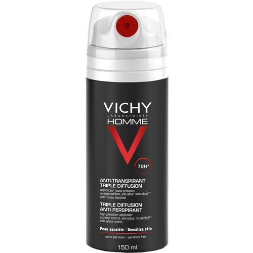 Vichy Homme Deo Spray 72h, 150 ML, L'oreal Deutschland GmbH