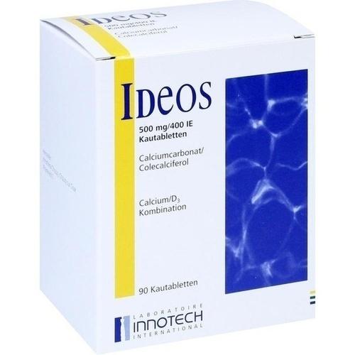 IDEOS, 90 ST, Eurimpharm Arzneimittel GmbH