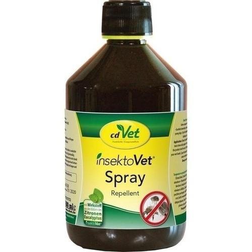 InsektoVet Spray, 500 ML, cd Vet Naturprodukte GmbH