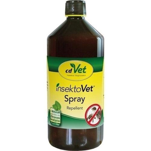 InsektoVet Spray, 1000 ML, cdVet Naturprodukte GmbH