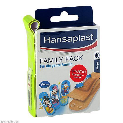 Hansaplast Family Pack, 40 ST, Beiersdorf AG