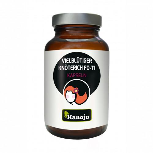 Fo-Ti Vielblütiger Knöterich 400mg, 90 ST, shanab pharma e.U.