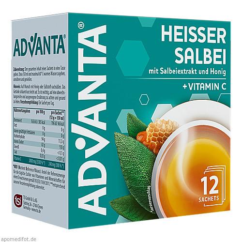 ADVANTA Heißer Salbei, 12X12 G, TSI Consumer Goods GmbH
