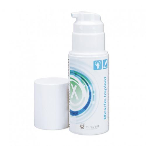 Zahncreme für Implantate Miradent Miraclin Implant, 100 ML, Hager Pharma GmbH
