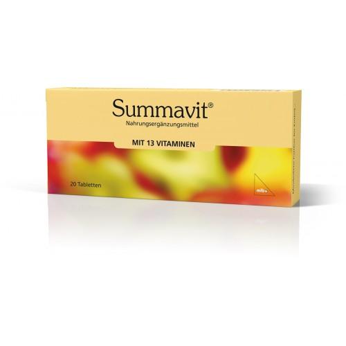 Summavit, 20 ST, Mibe GmbH Arzneimittel