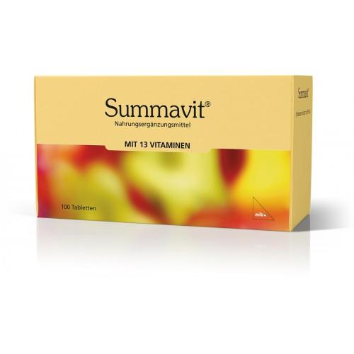 Summavit, 100 ST, Mibe GmbH Arzneimittel