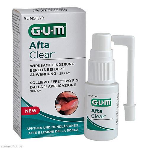 GUM Afta Clear Spray, 15 ML, Sunstar Deutschland GmbH