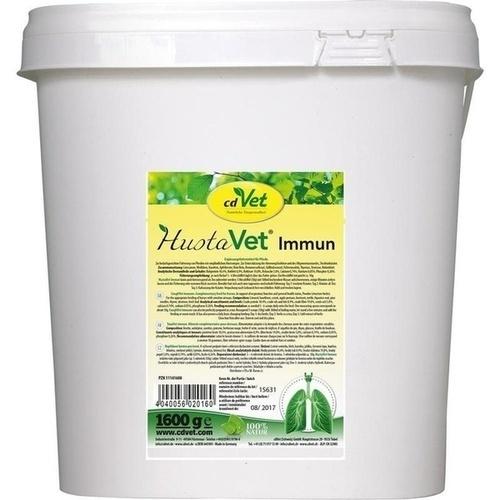 HustaVet Immun, 1.6 KG, cdVet Naturprodukte GmbH