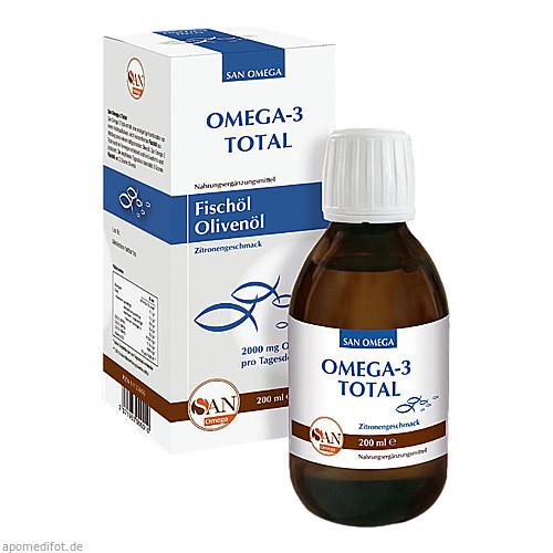 JAB Omega-3 Total, 200 ML, Jab Biopharma