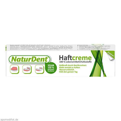 Naturdent Haftcreme, 40 G, Roha Arzneimittel GmbH