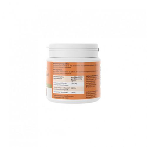 Grünlippmuschel 100% gefriergetrocknet Pulver, 300 G, Zein Pharma - Germany GmbH