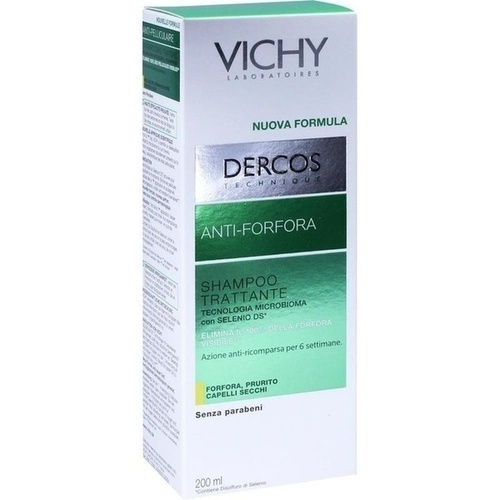 VICHY Dercos Anti-Schuppen Shampoo TKH, 200 ML, L'Oréal Deutschland GmbH