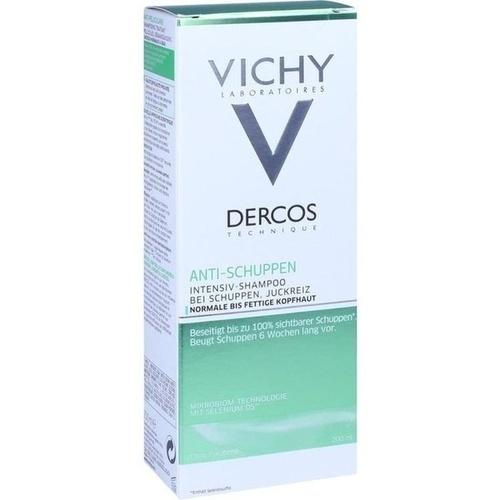 VICHY DERCOS Anti-Schuppen Shampoo FKH, 200 ML, L'oreal Deutschland GmbH