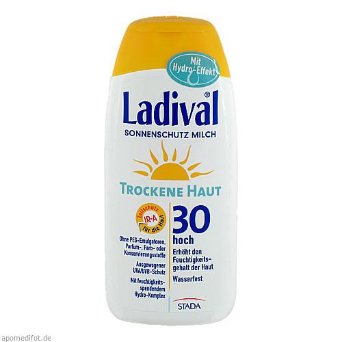Ladival Trockene Haut Milch LSF 30, 200 ML, STADA GmbH