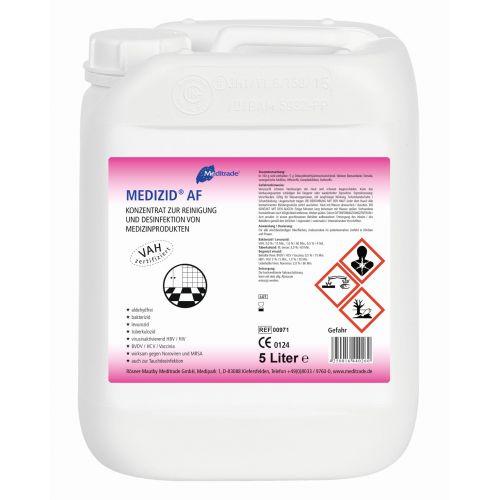 Instrusol AF+ Instrumentendesinfektion, 5 L, Meditrade GmbH