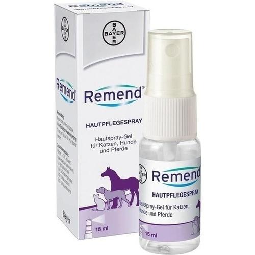 REMEND Hautpflegespray VET, 15 ML, Bayer Vital GmbH Gb - Tiergesundheit