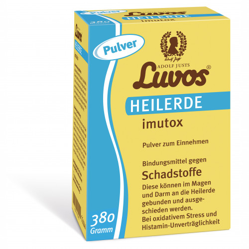 Luvos Heilerde Imutox, 380 G, Heilerde-Gesellschaft Luvos Just GmbH & Co. KG