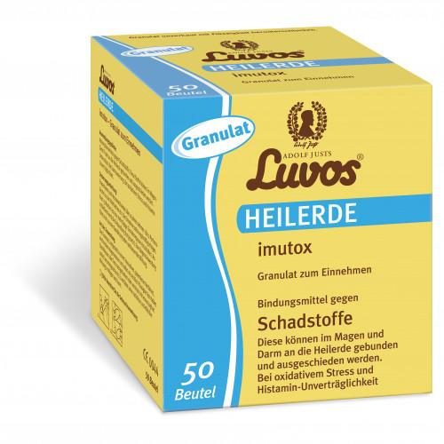 Luvos Heilerde Imutox, 50 ST, Heilerde-Gesellschaft Luvos Just GmbH & Co. KG