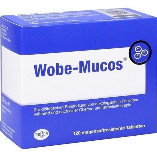 Wobe-Mucos, 120 ST, MUCOS Pharma GmbH & Co. KG