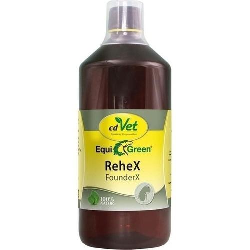 EQUIGREEN ReheX flüssig f.Pferde, 1 L, cd Vet Naturprodukte GmbH