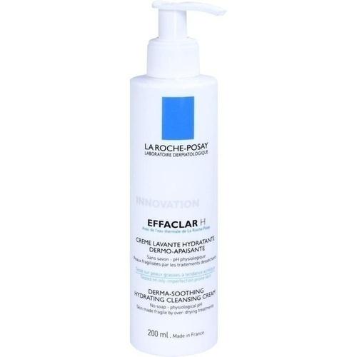 Roche-Posay Effaclar H Reinigungscreme, 200 ML, L'Oréal Deutschland GmbH