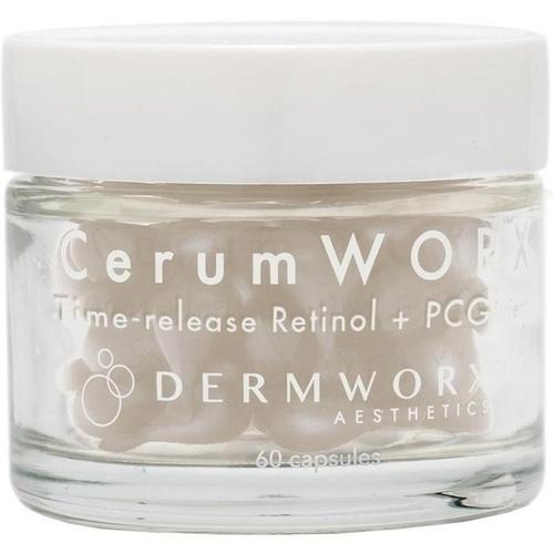 CERUMWORX Night Serum/Aktivserum f.d.Nacht Kapseln, 60 ST, LETI Pharma GmbH