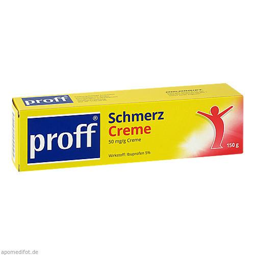proff Schmerzcreme, 150 G, Dr. Theiss Naturwaren GmbH